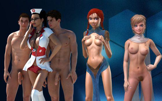 Laden Sex Spiele mit nackten Sex und animierte porno