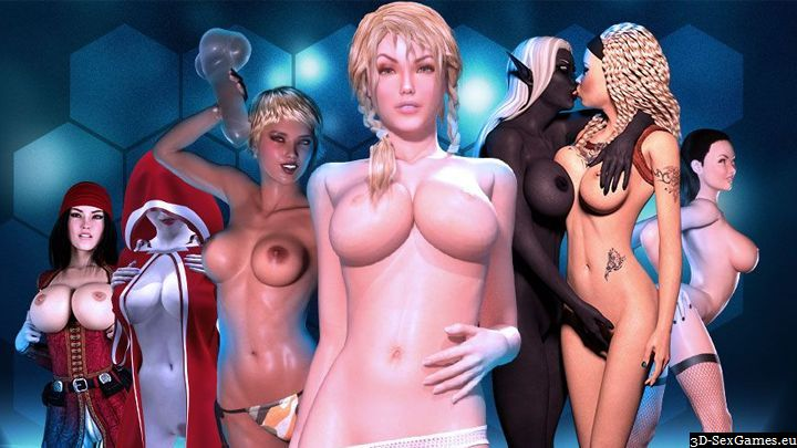 The trigger: Virtual nude games Study