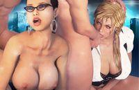 PC Sex Spiele mit interaktiven Porno 3D
