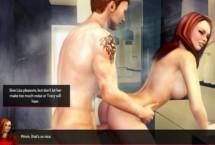 Sexy Mädchen spielen in mobile porn