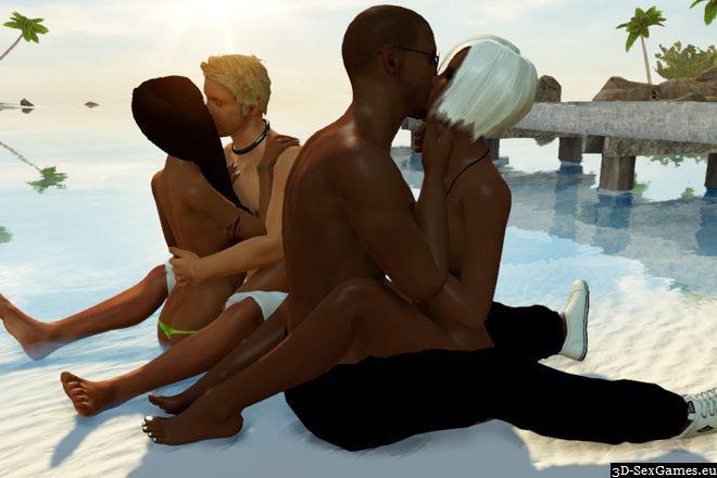 schwarz-weiß-sex zwischen verschiedenen rassen