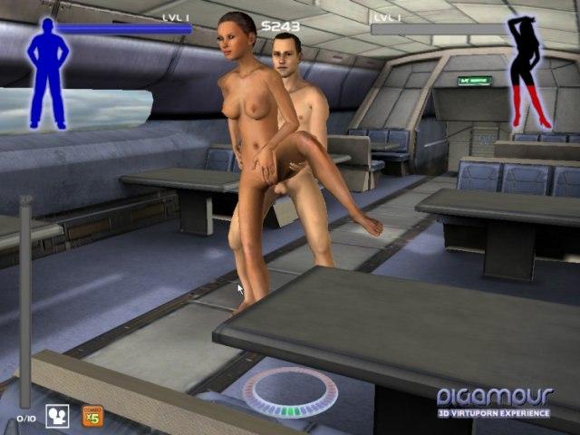 Porno Raumschiff