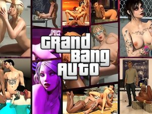 Grand Bang Auto GTA Sex Spiel