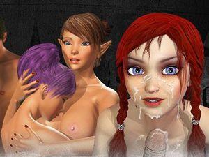 Game of Lust 2 lüsternen Sex Spiele