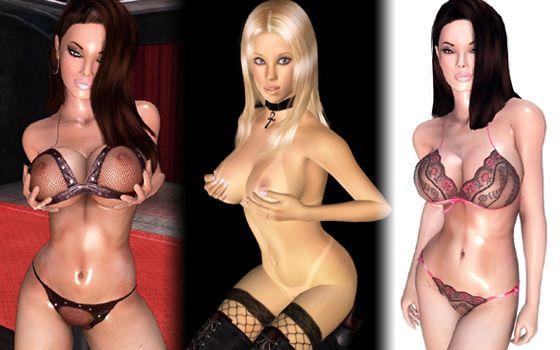 Kostenlose interaktive 3D Sex Spiel