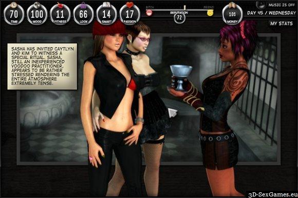 Kostenlose 3D Lesben Sex Spiele