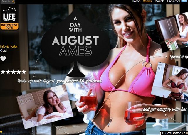 August ames life selector