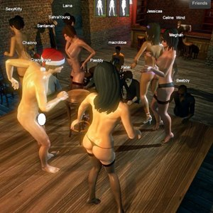 Realistische Mehrspieler Live Sex Spiele Online