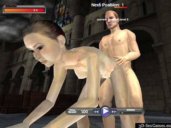 Spiele ein sexy Abenteuerspiel
