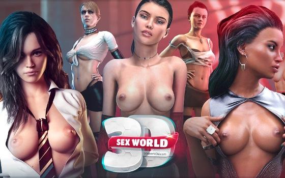 Sex World 3D XXX Porno Spiel downloaden