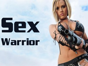 Sex Warrior alien Monster und sexy Sklaven