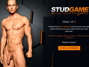 Stud Gay Game