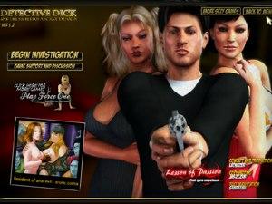 Detective dick mobile Sex Spiel
