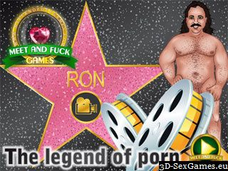 The Legend of Porn Fick sexy Pornodarstellerin