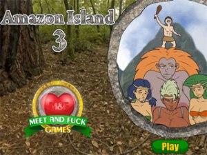 Amazon Island 3 exotische Porno Spiel