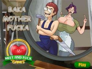Baka Mutter Fickena reifen XXX Spiel