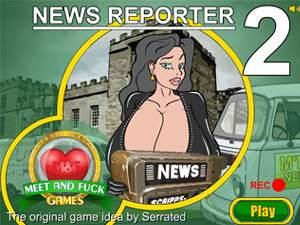 News Reporter 2 Sex Spiel mit Schwestern