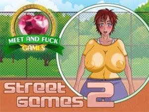Street Games 2 im freien Sex Spiel