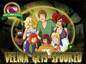 Velma Gets Spooked Scooby Doo Sex Spiel