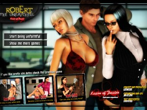 Robert - The Unfaithful Leben Sexsimulation