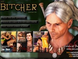 The Bitcher Epos Sex Spiel