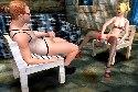 Sex date spiel mit virtuellen masturbation