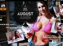 Vollbusige august ames in reality sex spiele