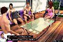 Gangbang sex party mit junges paar im gesprach